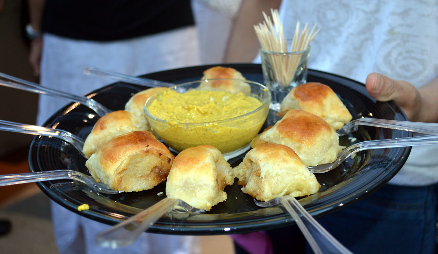Knish anyone? We offer on-site catering for any occaision!