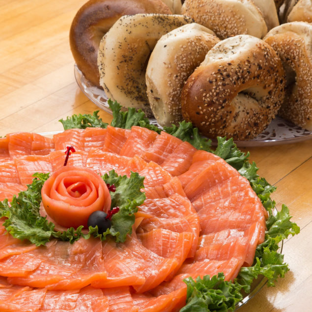 Catering Bagels