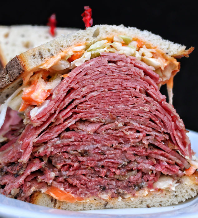 Img Feature Pastrami Sandwich